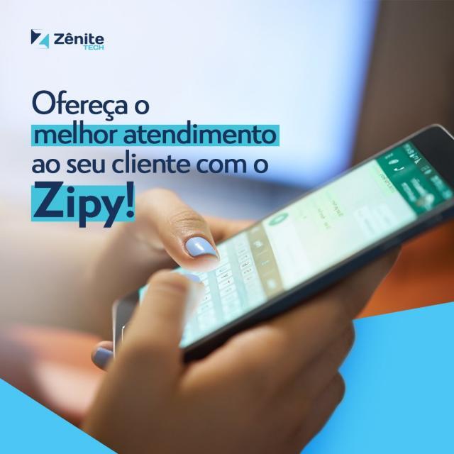 Zipy Chat Multi Atendente