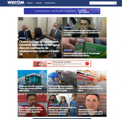 Zênite Tech é destaque no Portal Wscom
