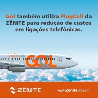 Mais uma empresa economizando com a tecnologia PLUGCELL da ZÊNITE.