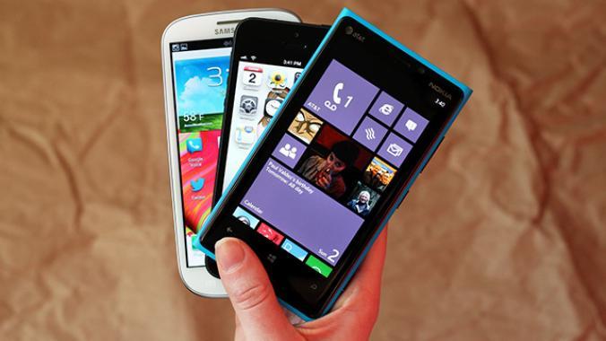 Vendas mundiais de smartphones devem totalizar 1,3 bilhão de unidades neste ano